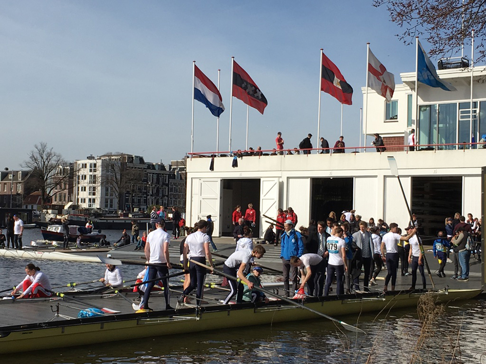 the Netherlands - Amsterdam -  Amstel